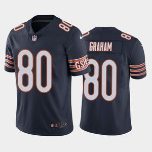 Chicago Bears Jimmy Graham Navy Jersey